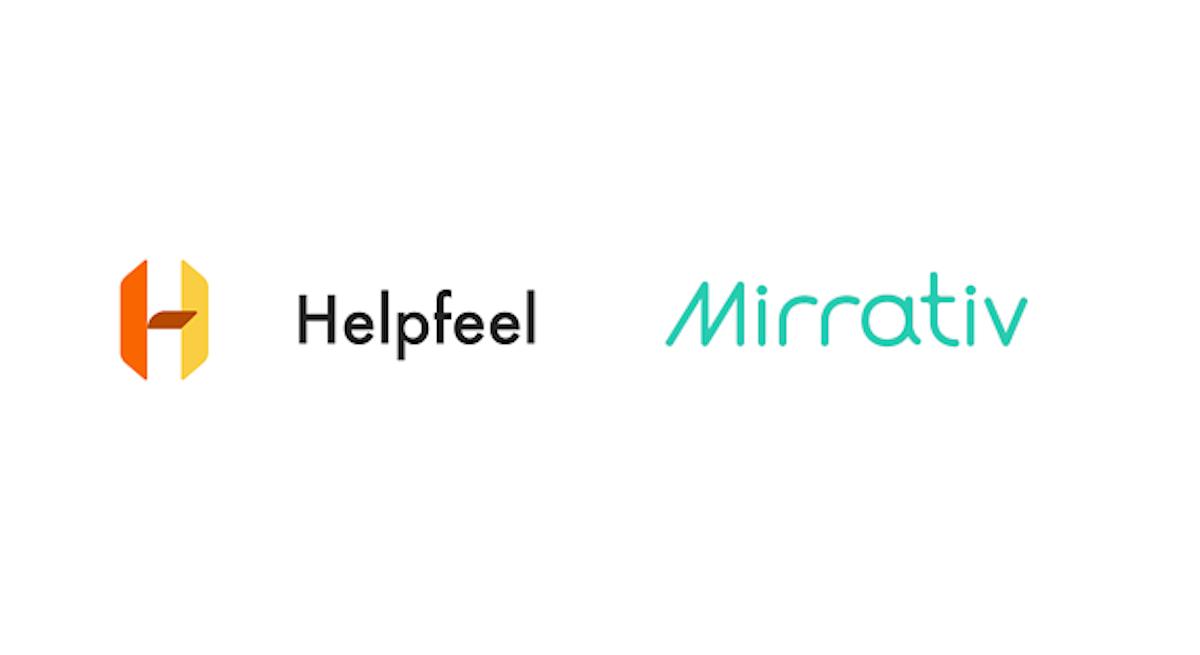 どんな質問にも答えるFAQ「Helpfeel」がスマホでかんたんゲーム配信アプリ Mirrativ (ミラティブ) に導入